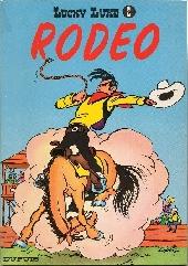 Lucky Luke -2b1967- Rodéo