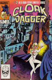Cloak and dagger (1983) -2- Bellyful of blues