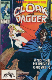Cloak and dagger (1983) -3- Dark is my love and deadly