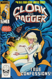 Cloak and dagger (1983) -4- True confessions