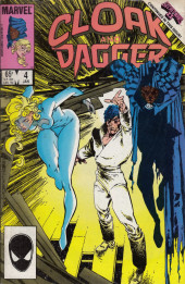 Cloack and Dagger (1985) -4- Ultimatums