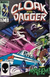 Cloack and Dagger (1985) -5- Mayhem