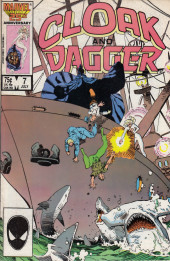 Cloack and Dagger (1985) -7- Stowaways