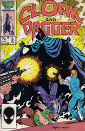 Cloack and Dagger (1985) -8- Vacation