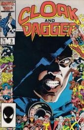 Cloack and Dagger (1985) -9- The lady and the licorn