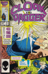 Cloack and Dagger (1985) -11- A little town of Bethlehem
