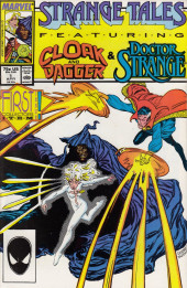 Strange Tales (1987) -1- (sans titre)