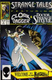 Strange Tales (1987) -4- (sans titre)