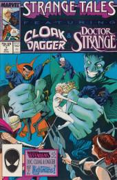 Strange Tales (1987) -7- (sans titre)