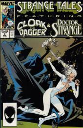 Strange Tales (1987) -8- (sans titre)