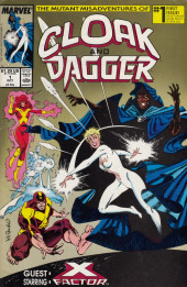Cloak and Dagger (The mutant misadventures of) (1988) -1- Blind salvation