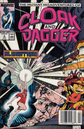 Cloak and Dagger (The mutant misadventures of) (1988) -3- Alienation