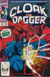 Cloak and Dagger (The mutant misadventures of) (1988) -12- Duplicity, deceptions and Doctor Doom