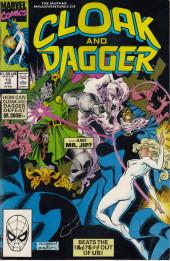 Cloak and Dagger (The mutant misadventures of) (1988) -13- The big oblivion scenario