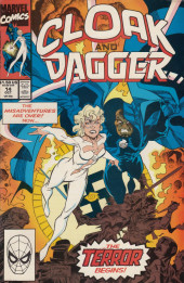 Cloak and Dagger (The mutant misadventures of) (1988) -14- Eyes and fire
