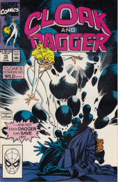 Cloak and Dagger (The mutant misadventures of) (1988) -15- Men, beasts and gods