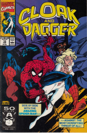 Cloak and Dagger (The mutant misadventures of) (1988) -16- Thrones, dominion and powers