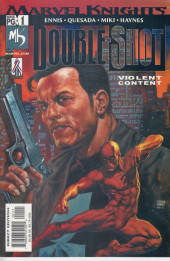 Marvel knights double shot (2002) -1- Marvel knights double shot #1