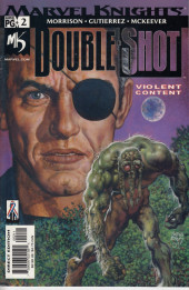 Marvel knights double shot (2002) -2- Marvel knights double shot #2