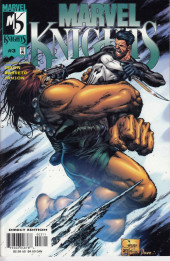 Marvel Knights (2000) -3- The destroyers