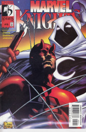 Marvel Knights (2000) -5- Family and friends