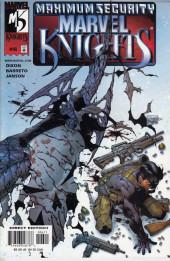 Marvel Knights (2000) -6- Peckoning