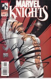 Marvel Knights (2000) -7- Strange matters