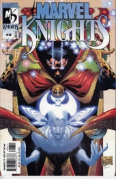 Marvel Knights (2000) -8- Dark matters