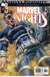 Marvel Knights (2000) -13- No rest for the wicked