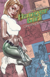 Danger Girl (1998) -HS- Sketchbook