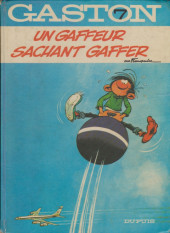 Gaston -7a1980- Un gaffeur sachant gaffer
