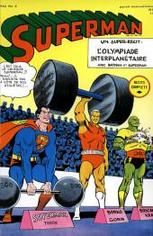 Superman l'homme d'acier puis Superman et Batman (1re Série Interpresse) -8- Comment naquit la super-équipe ?