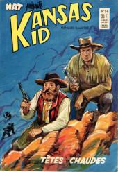 Kansas kid (Nat présente) -56- Têtes chaudes