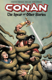 Conan (2003) -INT- The Spear and other stories