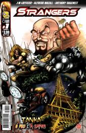 Strangers (Hexagon Comics) -20121- Tanka à feu et à sang