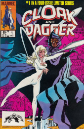 Cloak and dagger (1983) -1- The priest