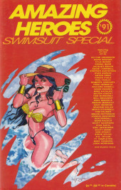 Amazing Heroes Swimsuit Special (1990) -2- Amazing heroes swimsuit special 1991
