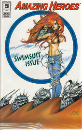 Amazing Heroes Swimsuit Special (1990) -5- Amazing heroes swimsuit special 1994