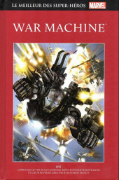 Marvel Comics : Le meilleur des Super-Héros - La collection (Hachette) -54- War Machine