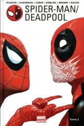 Spider-Man/Deadpool -2- Chaos sur la convention