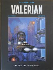 Valérian - La collection (Hachette) -15- Les cercles du pouvoir