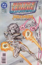 Justice League Quarterly (1990) -13- Maximum attraction