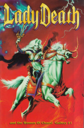 Lady Death and the Women of Chaos Gallery (1996) -1- Lady death and the women of chaos gallery #1