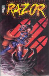 Razor: The suffering (1994) -1- Razor: The suffering #1