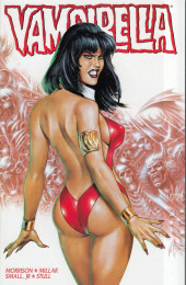 Vampirella: The New Monthly (1997) -4VC- The holy war 1 of 3