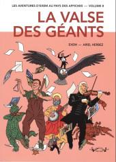 (AUT) Exem -8- La valse des géants (2015-2017)