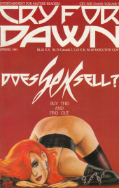 Cry for Dawn (1989) -5- Cry for Dawn volume five