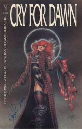 Cry for Dawn (1989) -7- Cry for Dawn volume seven