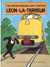 Léon-la-terreur (Léon Van Oukel) -1- Léon-la-terreur