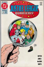 Justice League Quarterly (1990) -3- justice league quaterly